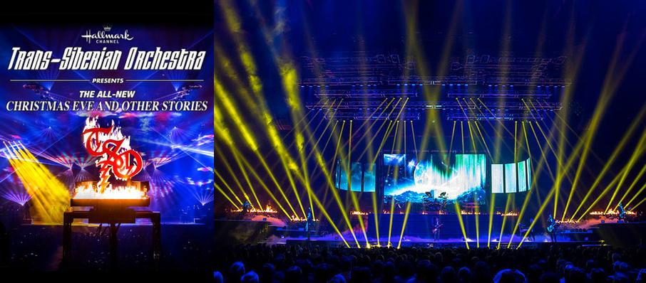 Trans-Siberian Orchestra at DCU Center