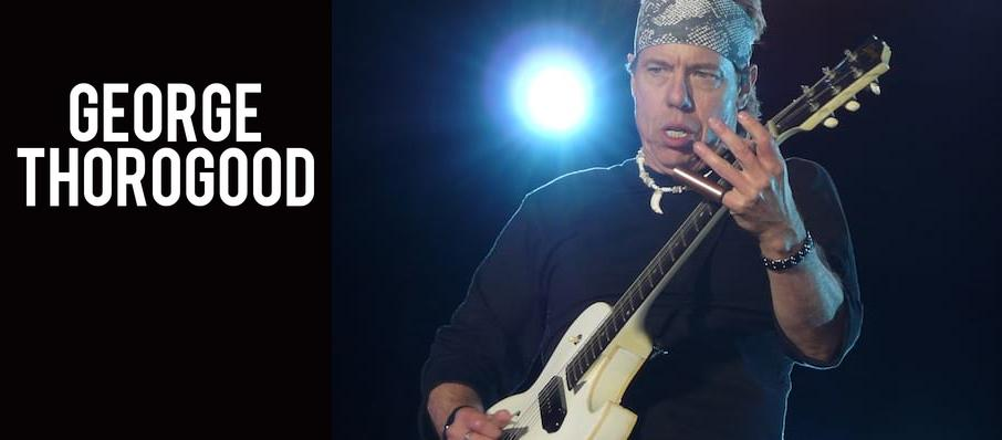 George Thorogood at Indian Ranch