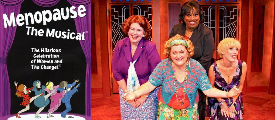 Menopause - The Musical at Hanover Theatre for the Performing Arts
