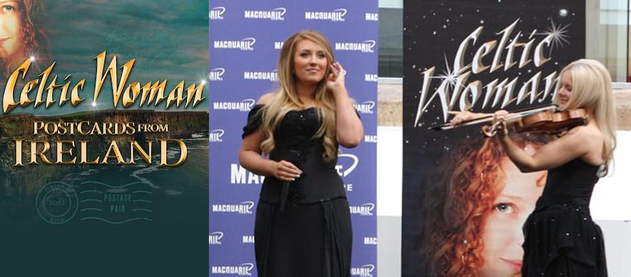 Celtic Woman at Hanover Theatre for the Performing Arts