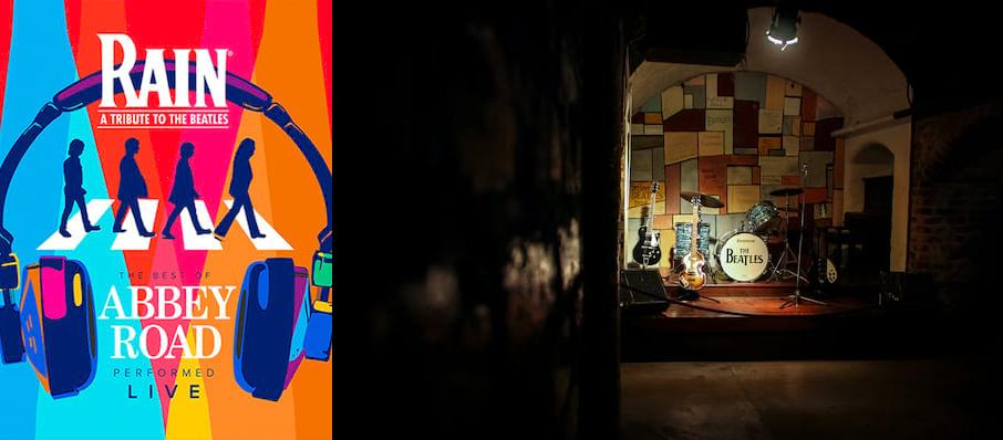 Rain - A Tribute to the Beatles at Hanover Theatre for the Performing Arts