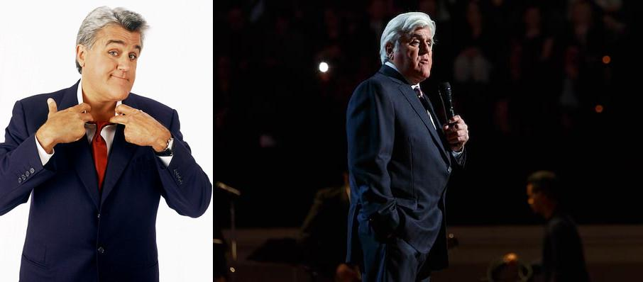 Jay Leno at Hanover Theatre for the Performing Arts