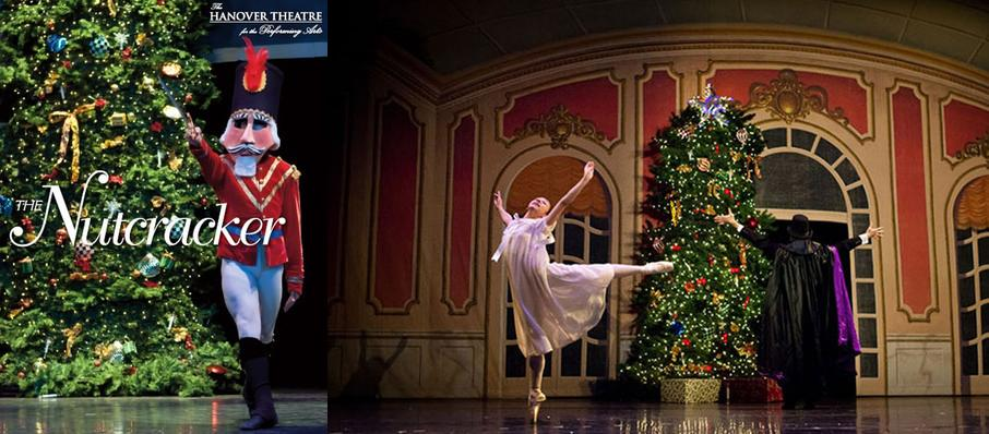 Ballet Arts Worcester - The Nutcracker at Hanover Theatre for the Performing Arts