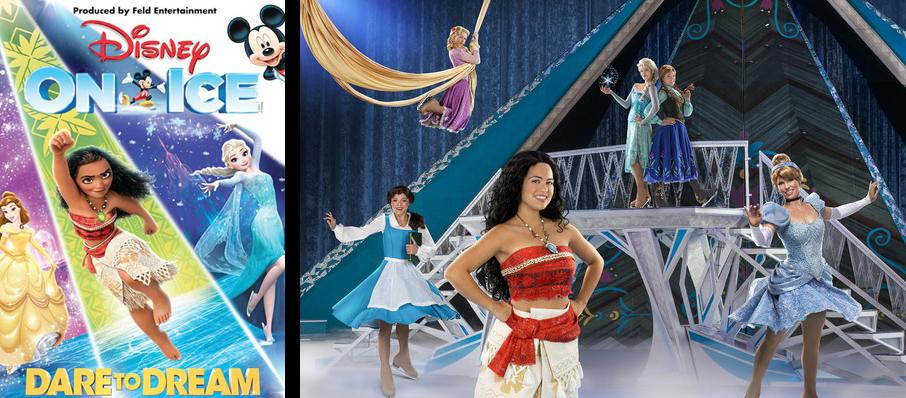 Disney On Ice: Dare To Dream at DCU Center