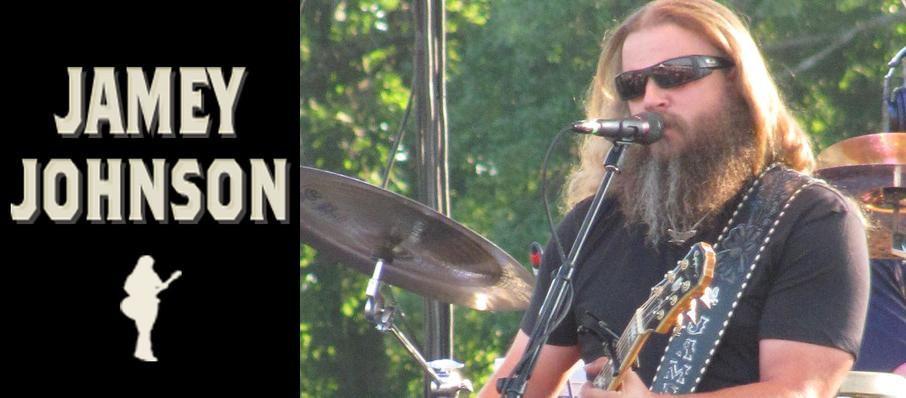 Jamey Johnson at Indian Ranch
