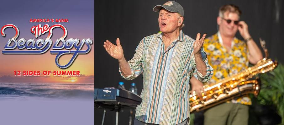 Beach Boys at Hanover Theatre for the Performing Arts