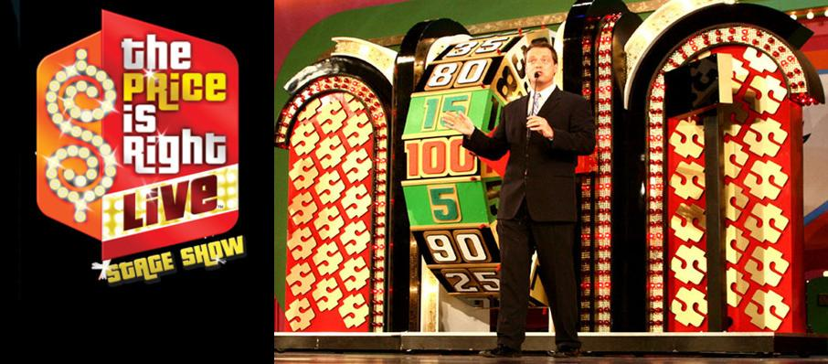 The Price Is Right - Live Stage Show at Hanover Theatre for the Performing Arts