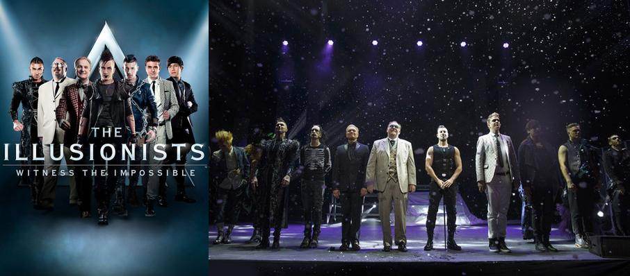 The Illusionists at Hanover Theatre for the Performing Arts