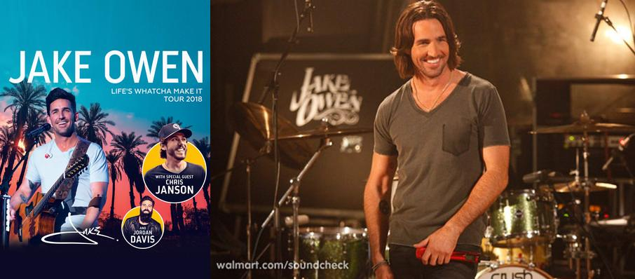 Jake Owen at Indian Ranch