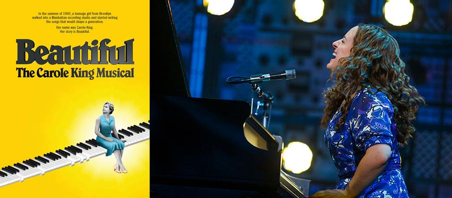 Beautiful: The Carole King Musical at Hanover Theatre for the Performing Arts