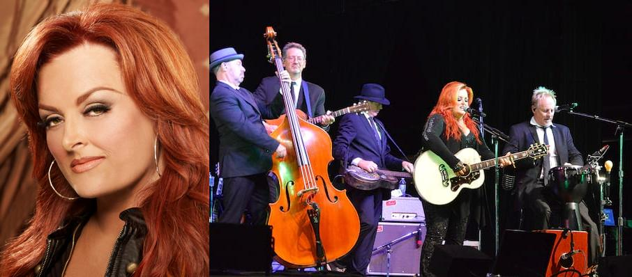 Wynonna Judd & The Big Noise at Indian Ranch