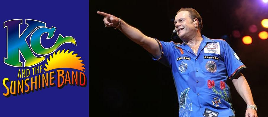 KC and the Sunshine Band at Indian Ranch