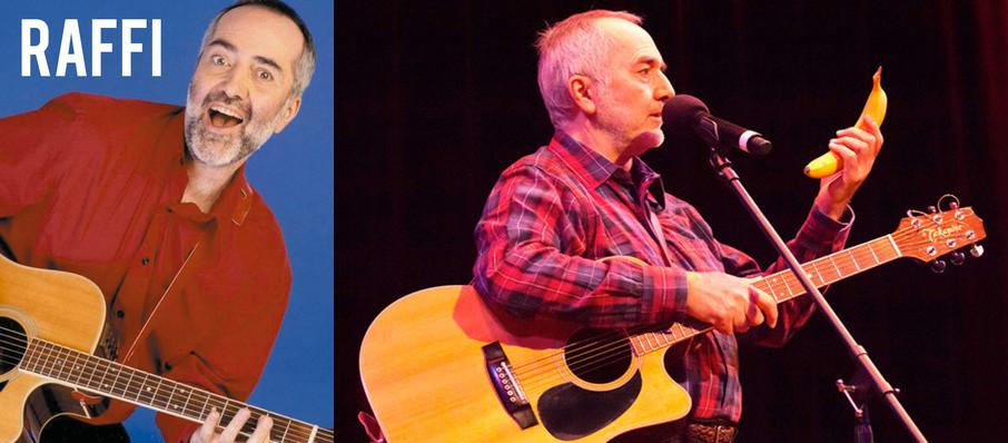 Raffi at Hanover Theatre for the Performing Arts