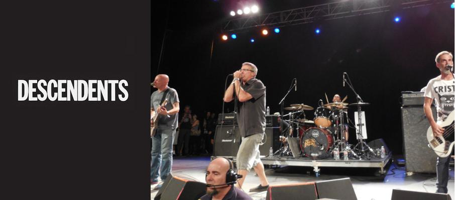 Descendents at Worcester Palladium
