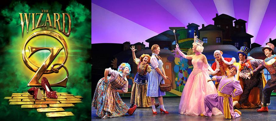 The Wizard of Oz at Hanover Theatre for the Performing Arts