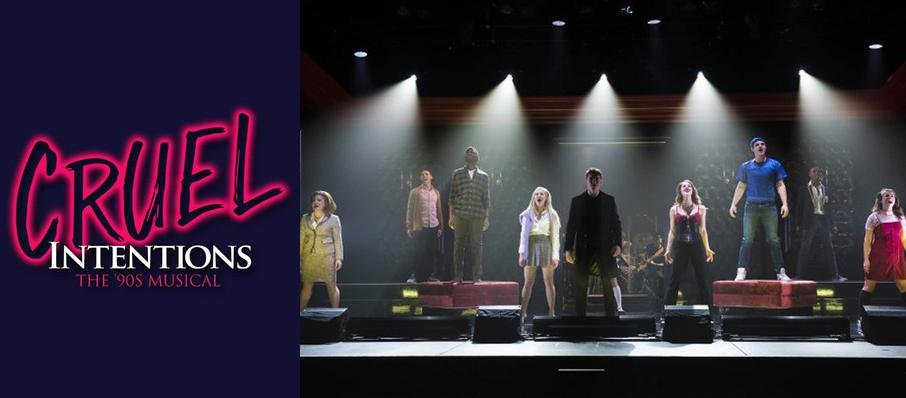 Cruel Intentions: The 90s Musical Experience at Hanover Theatre for the Performing Arts