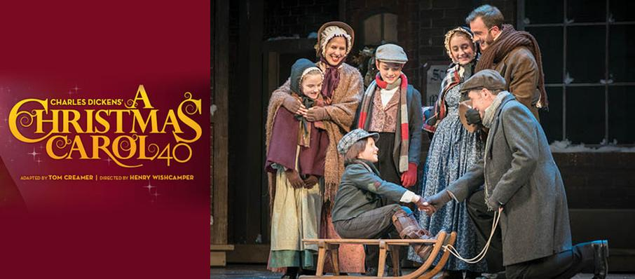 A Christmas Carol at Hanover Theatre for the Performing Arts