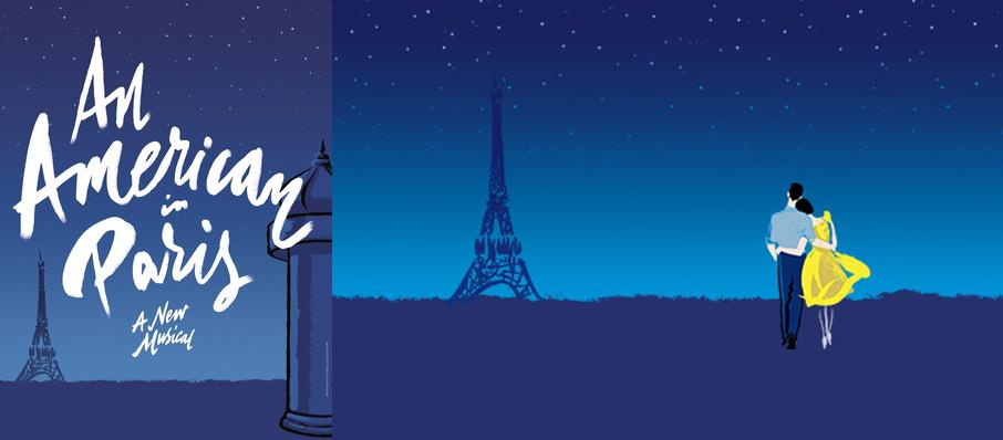 An American in Paris at Hanover Theatre for the Performing Arts