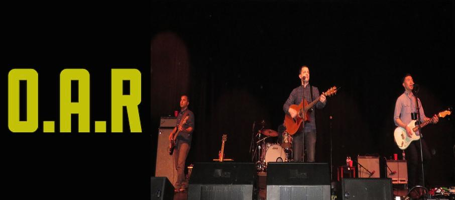 OAR at Hanover Theatre for the Performing Arts