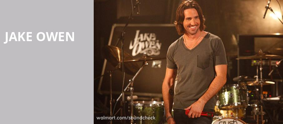 Jake Owen, Indian Ranch, Worcester