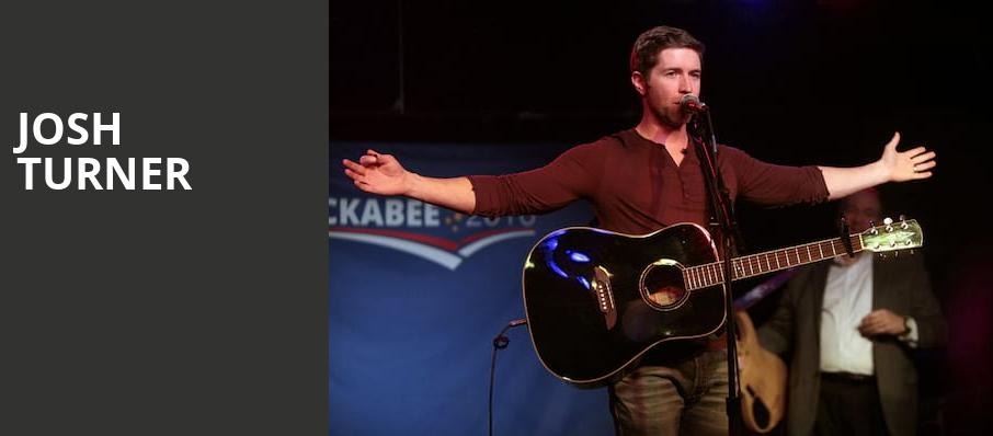 Josh Turner, Indian Ranch, Worcester