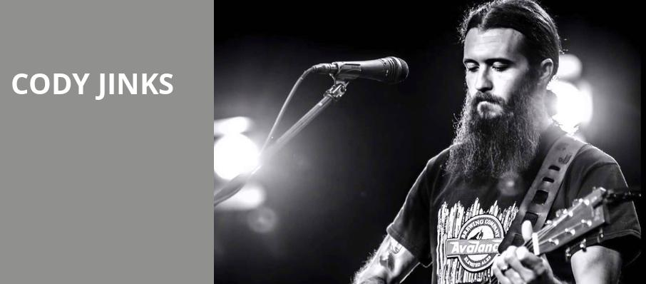 Cody Jinks, Worcester Palladium, Worcester