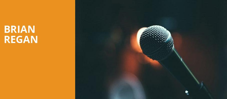 Brian Regan, Hanover Theatre for the Performing Arts, Worcester