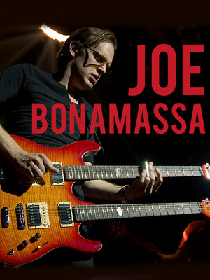 Joe Bonamassa, Hanover Theatre for the Performing Arts, Worcester