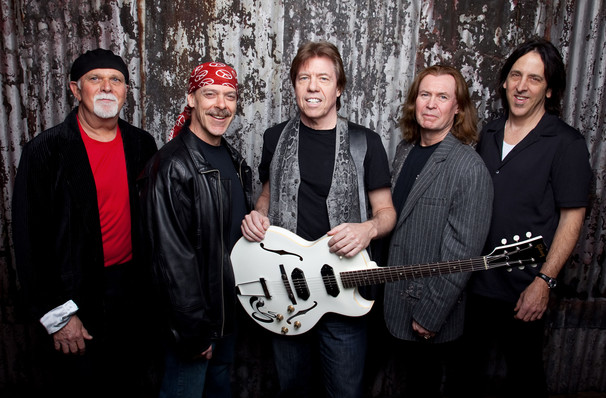 George Thorogood The Destroyers, Indian Ranch, Worcester