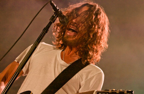 Chris Cornell, Hanover Theatre for the Performing Arts, Worcester