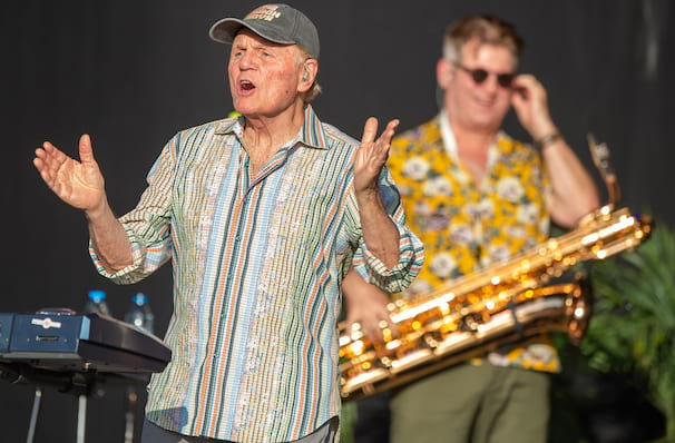 Beach Boys, Indian Ranch, Worcester