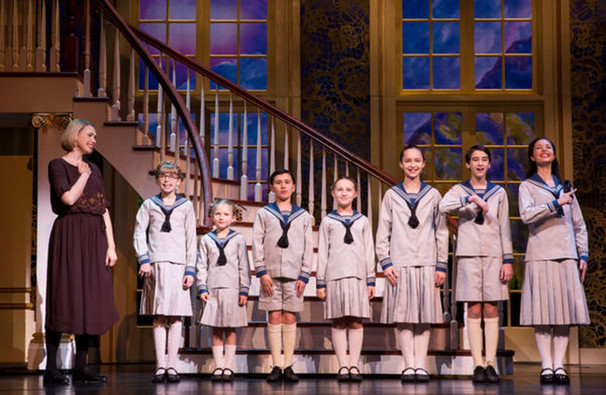The Sound of Music, Hanover Theatre for the Performing Arts, Worcester