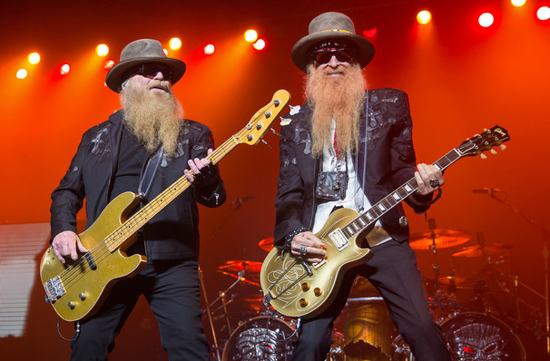 ZZ Top, Indian Ranch, Worcester