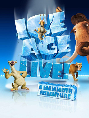 Ice Age On Ice, DCU Center, Worcester